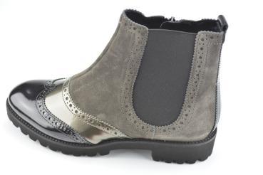 Högl Chelsea-Boot asphalt/multi