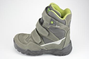 Lurchi Stiefel RILLO-TEX grey