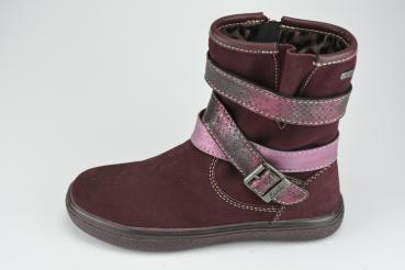 Lurchi Stiefel GLORI-TEX burgundy